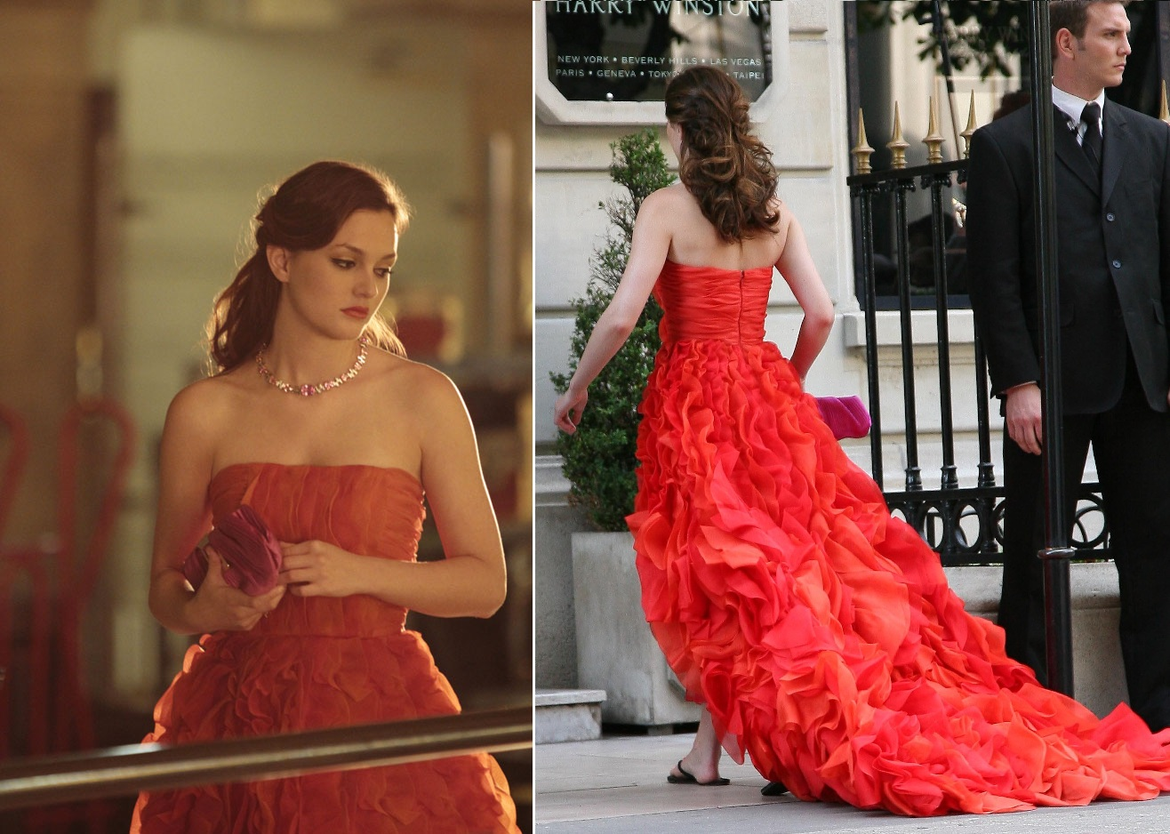 How to Dress Like Blair Waldorf - College Fashion