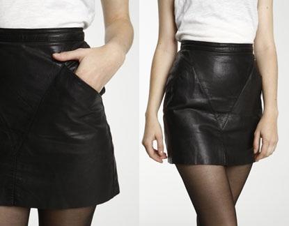 Leather | Emily Jane