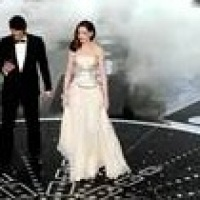 The Oscars 2011: Anne Hathaway's Outfits