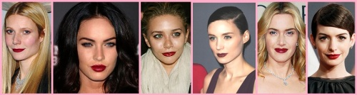 Gwyneth Paltrow :: Megan Fox :: Ashley Olson :: Rooney Mara :: Kate Winslet :: Anne Hathaway