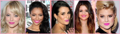 Emma Stone :: Kat Graham :: Lea Michele :: Selena Gomez :: Kelly Osborn