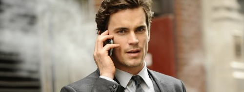 white collar header